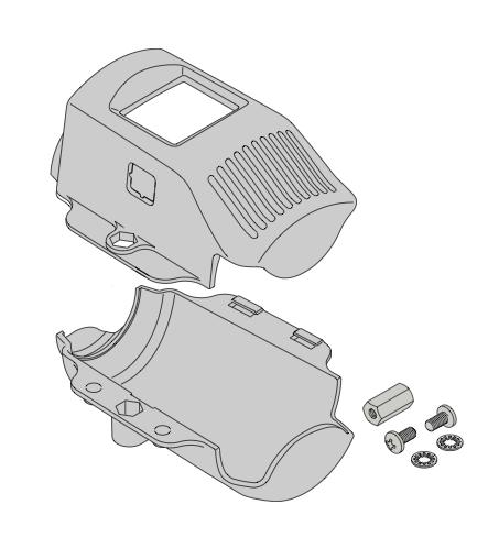 AVS90 radiatora regulatora HR92 aizsargs