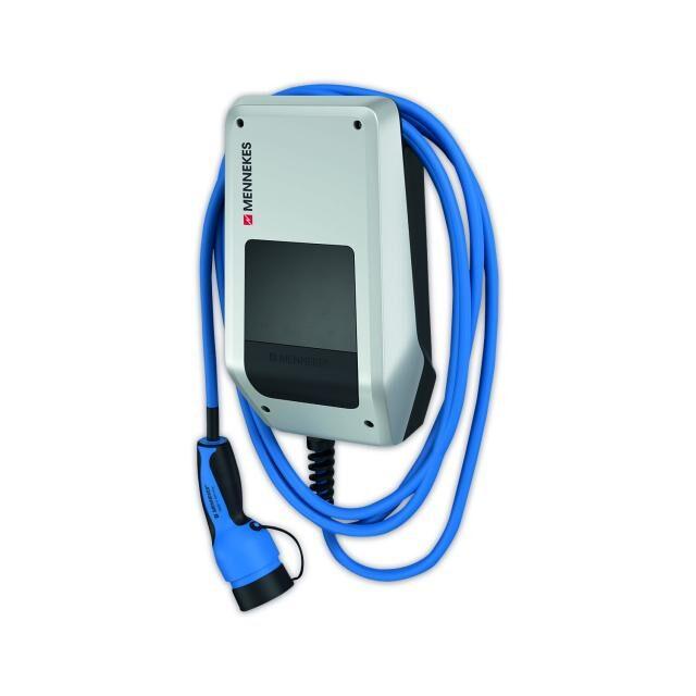 Elektriskā auto lādētājs MENNEKES AMTRON Compact 3,7/11 C2