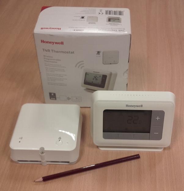 Bezvadu katla termostats Lyric T4R Y4H910RF4003