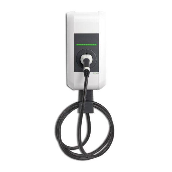Elektriskā auto lādētājs KEBA KeContact P30 22kW Kabel