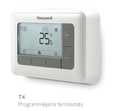 Katla termostats Lyric T4 T4H110A1021